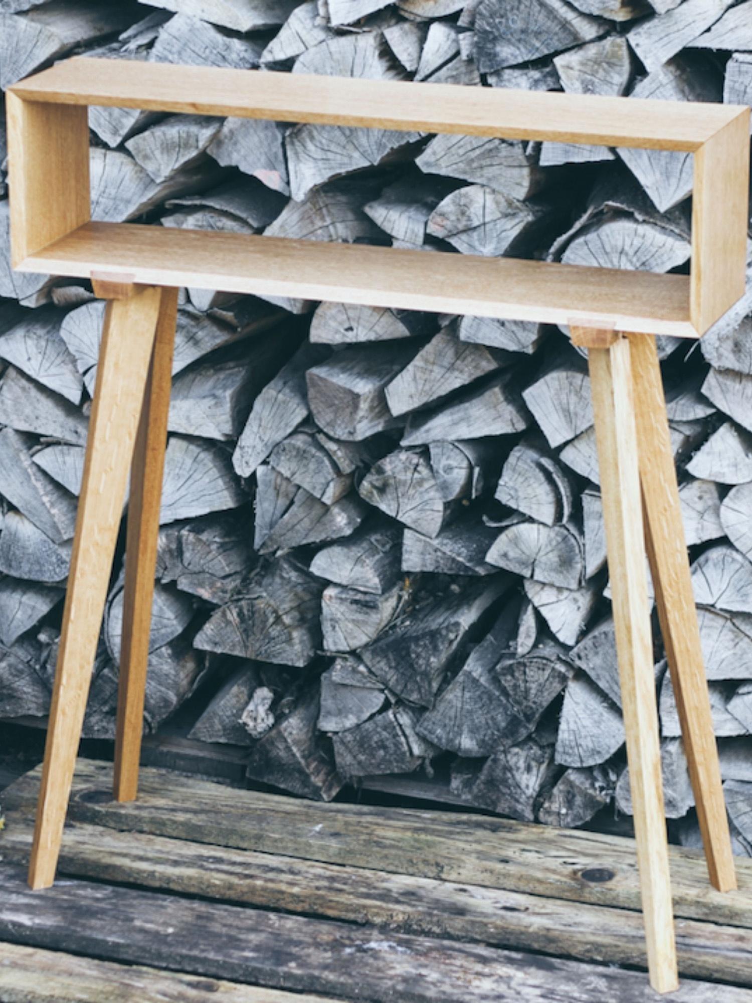 WoodHock Designprojekte Unikate Holzmöbel Designmöbel
